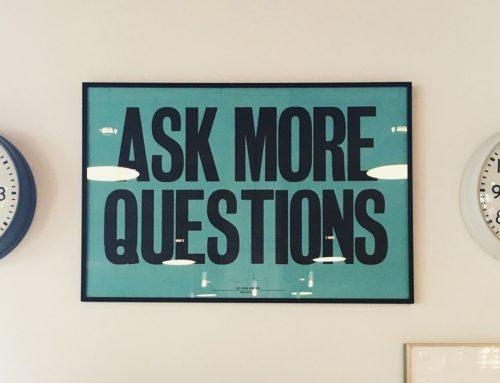Postavite dobro pitanje i dobićete još bolji odgovor